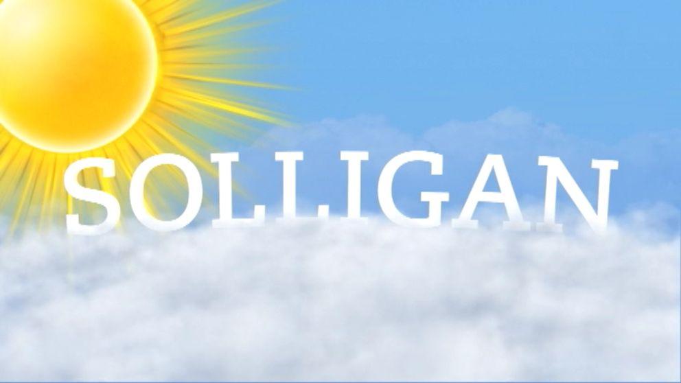 Var skiner solen mest 22 juni till 16 augusti?