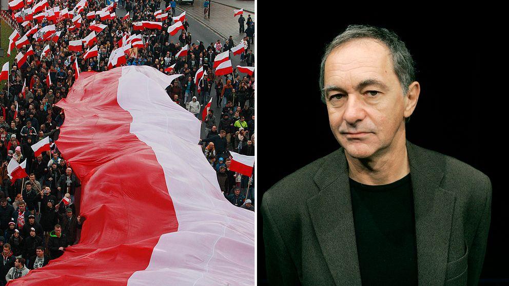 I den växande nationalismens Polen har man börjat sudda ut landets antisemitiska historia, menar Maciej Zaremba.