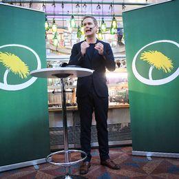 Miljöpartiet Fridolin Sverige