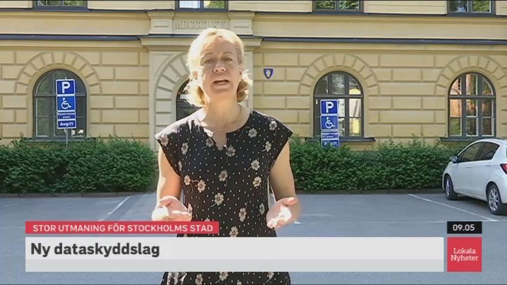 Stockholm kan fa ny taxijatte