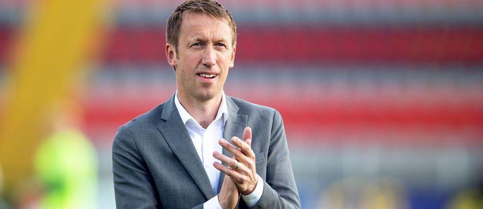 Graham Potter får förhandla med Swansea.