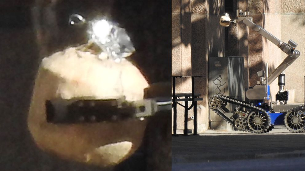 Ranare slog sonder butik i botkyrka