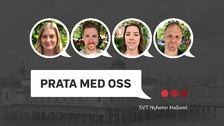 Alice Loth, Rickard Widgren, Nadya Norton och Mattias Bolin.