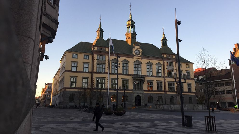 Stadshuset i Eskilstuna