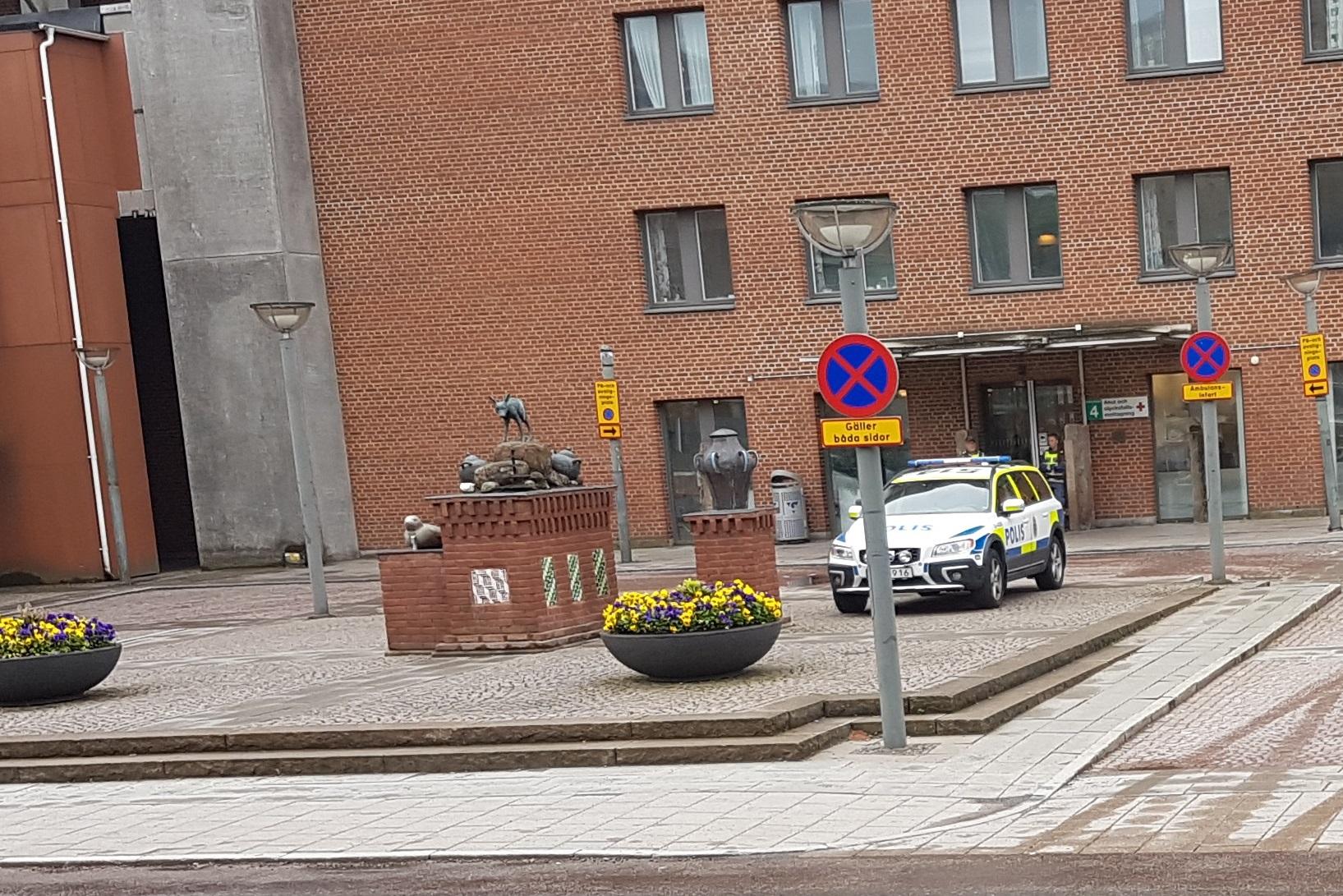 Polisen skjutningen i goteborg ar gangrelaterad