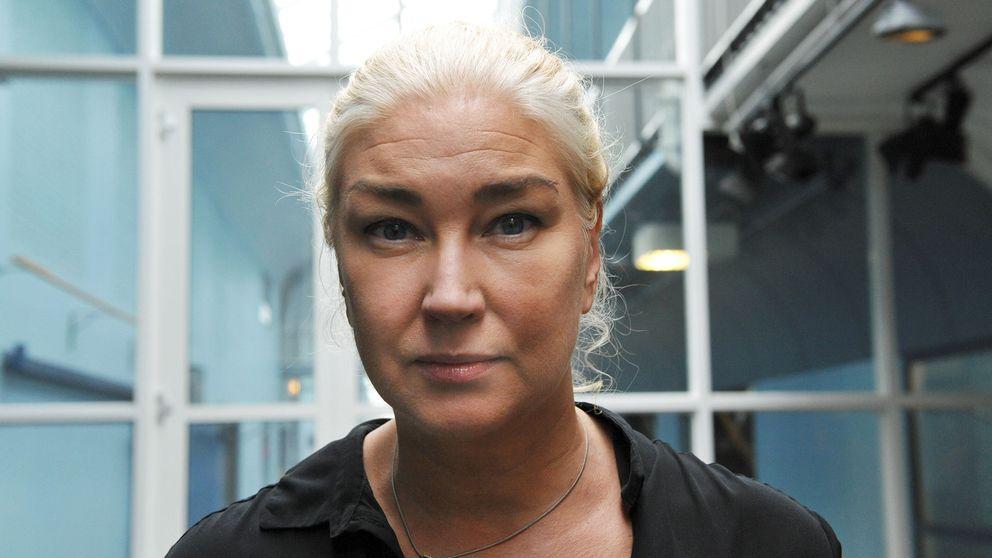 Eva Beckman, programbeställare för kultur och evenemang på SVT.