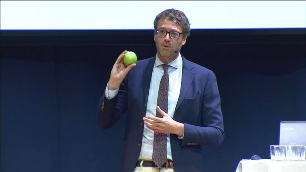 Olof Gränström, Gapminder.