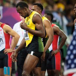 Usain Bolt och Jamaica får inte tillbaka stafettguldet.