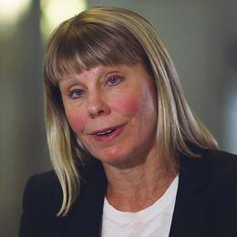 Karin Lexén, generalsekreterare Naturskyddsföreningen.