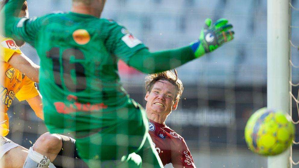 Almström räddade poäng för Örgryte i seriefinalen