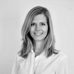 Linda Blom, kommunikatör Kunskapsförbundet Väst.