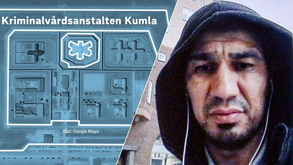 Rakhmat Akilov kommer sannolikt att placeras på Kumlaanstalten, som är Sveriges största fängelse.