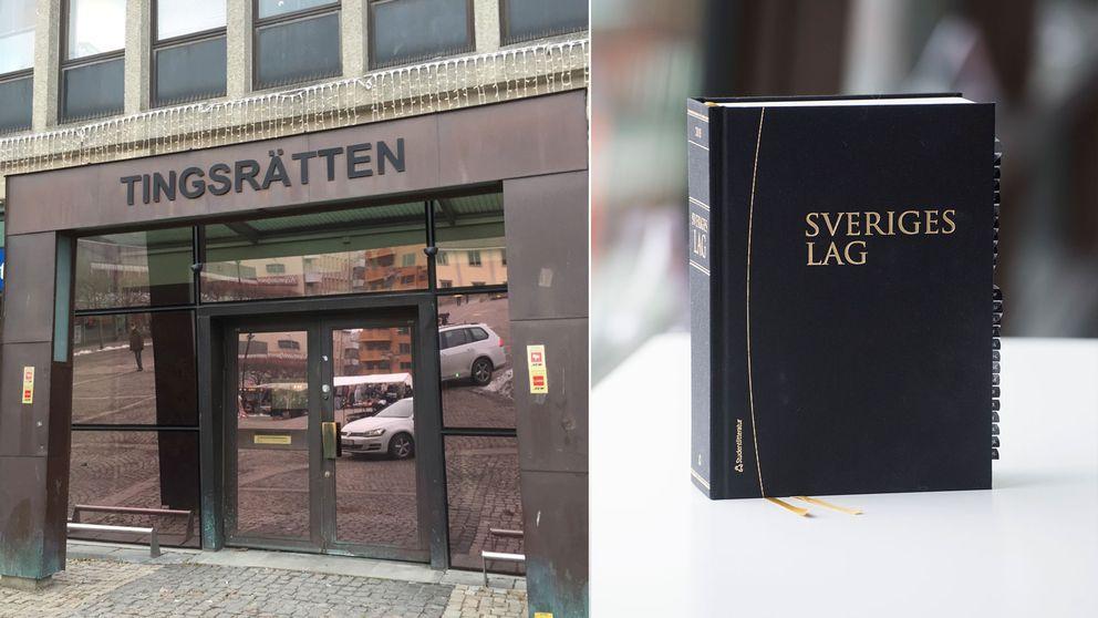 Lagbok Södertälje tingsrätt