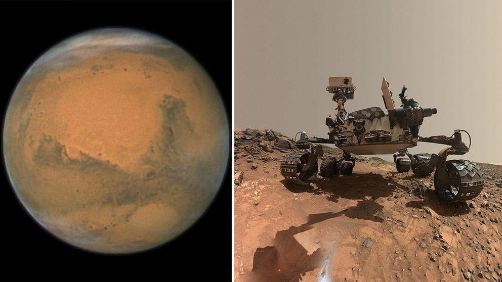 Hopp om liv på Mars ökar efter ny upptäckt