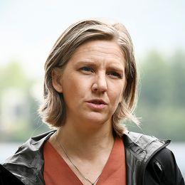 Miljöminister Karolina Skog (MP)