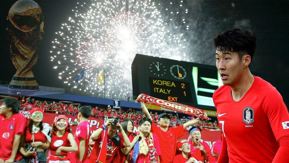 Sydkoreaner tommer sina tander pa guld