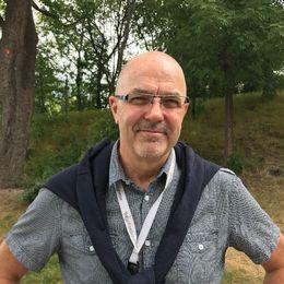 Anders Lindgren, fastighetsförvaltare på Telge fastigheter.