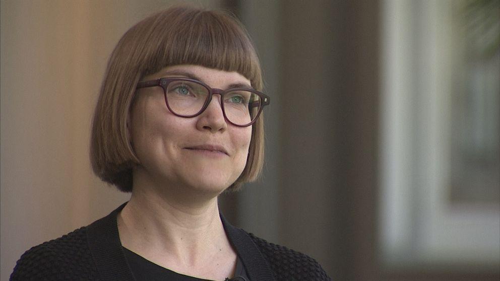 Sara Bergmark Elfgren är mest känd som en av författarena till Cirkeln-böckerna. Nu har hon skrivit manus till sitt första spel.