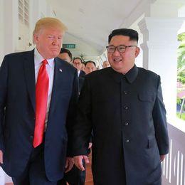 Trump och Kim har bjudit in varandra