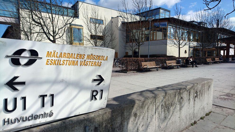 Mälardalens högskola, MDH