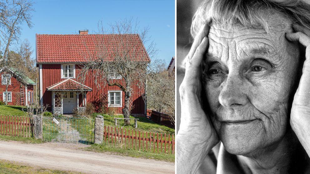 Mellangården och Astrid Lindgren