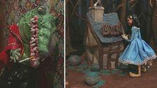 Nathalie Djurberg och Hans Bergs nya utställning utforskar det vi undviker att prata om