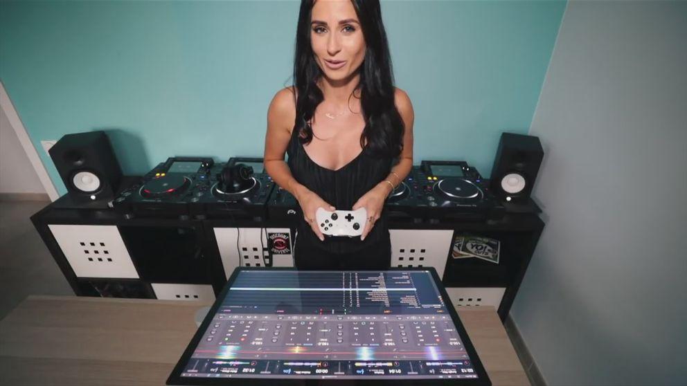 Juicy M berättar om hur hon skapar musik och teknikens betydelse.