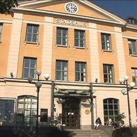 Umeå kommun stadshus