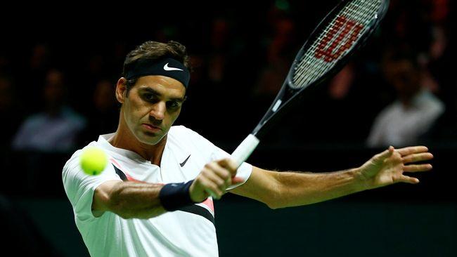 Federer tog over som varldsetta