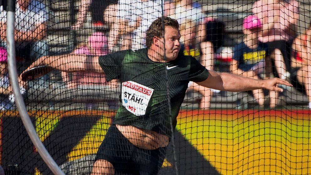 Daniel Ståhl vann på 67,39.