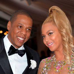 Beyoncé och Jay-Z på en gala i New York 2015.
