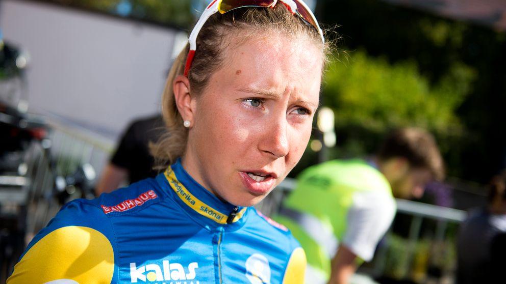 Hanna Nilsson missar tempoloppet på SM.