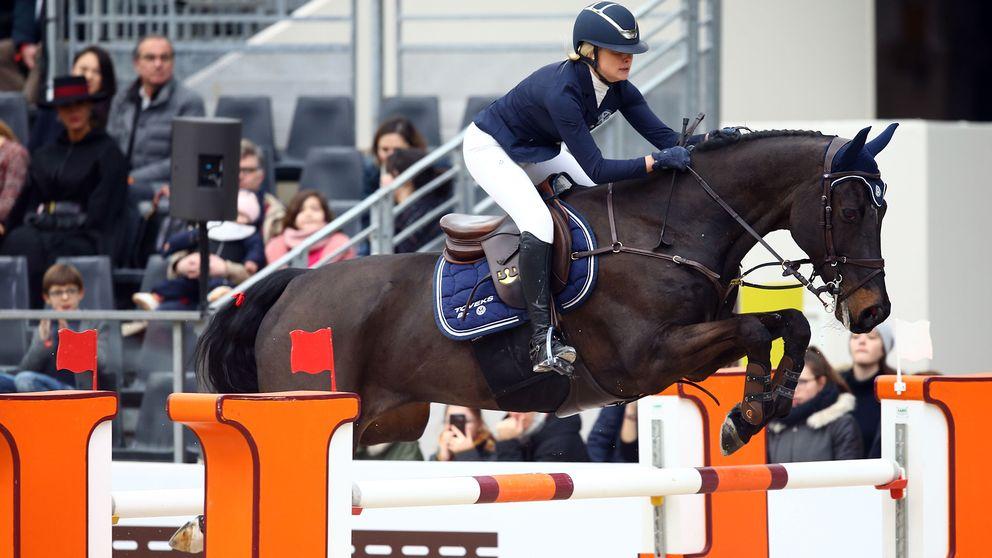 Evelina Tovek tävlade för Sverige.