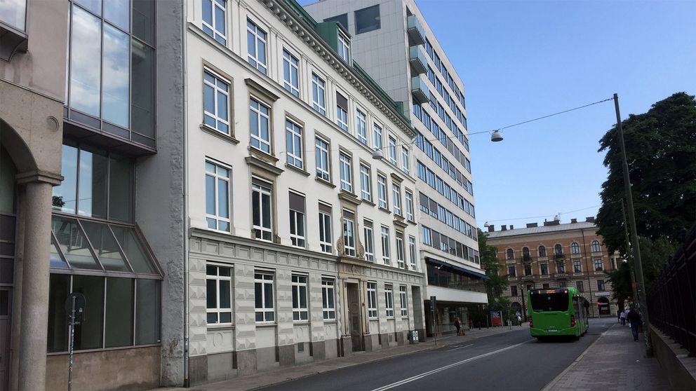 Här vid Gustav Adolfs torg i Malmö ska DevHub hålla till.