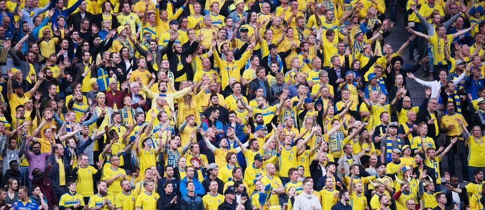 Svenska fotbollsfans