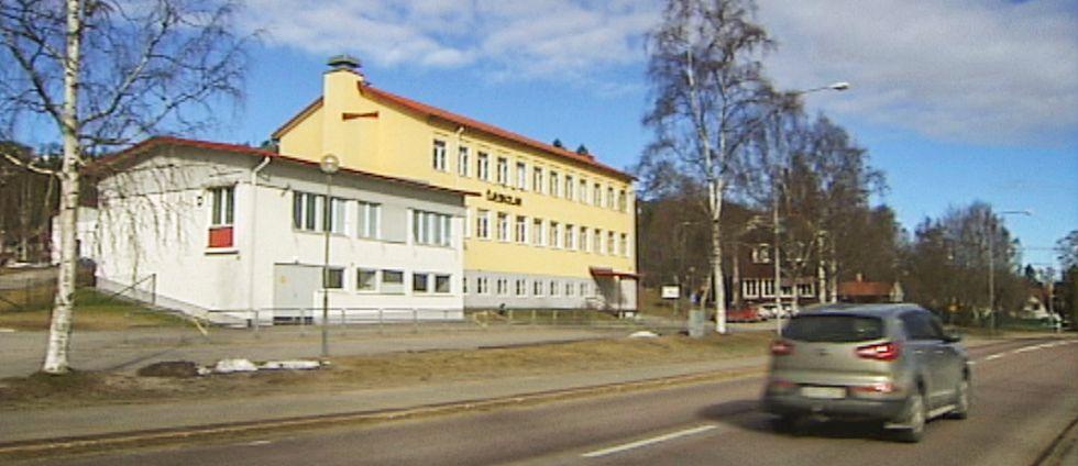Öjeskolan i Järvsö, som nu ska byta namn till Järvsö skola.