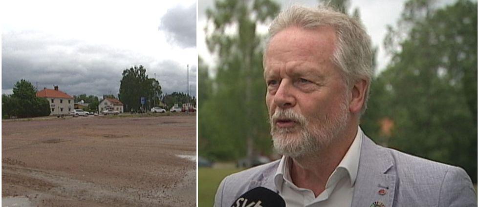 Hör varför politikern Lennart Sohlberg (S) är skeptisk till en ishall i den nya arenan