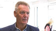 Christer Sundin, tillförordnad vd för Östersundshem.