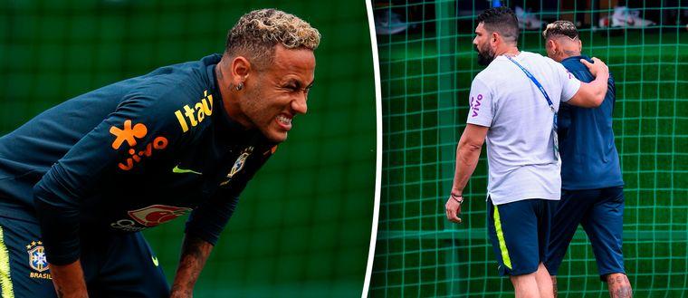 Neymars galna malform fortsatter