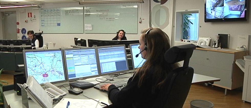 Nödsamtalen till SOS Alarm ökar kraftigt under storhelger som till exempel midsommar.