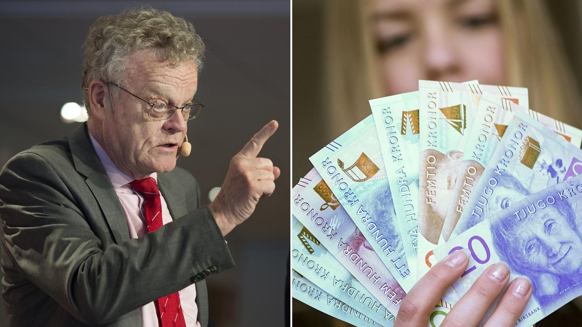 Riksbanken betalade 500 miljoner for mycket