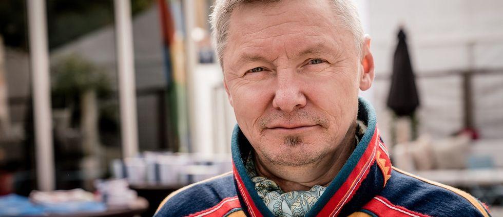 Per Olof Nutti, Sametingets styrelseordförande