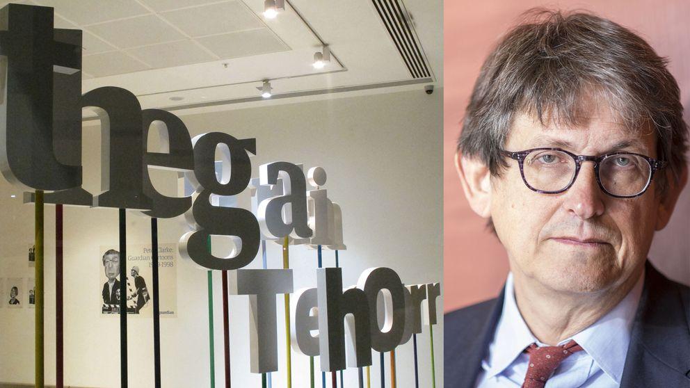 Alan Rusbridger, tidigare chefredaktör för The Guardian och The Observer.
