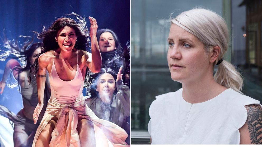 Loreen är en av artisterna som kommer uppträda på Emma Knyckares mansfria festival Statement.