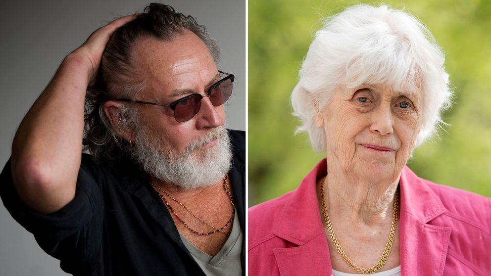 Ulf Lundell och Kerstin Ekman är några av de 46 nominerade till det nya litteraturpriset.