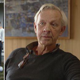 Här berättar Ingmar Bergmans son om uppväxten och relationen med fadern