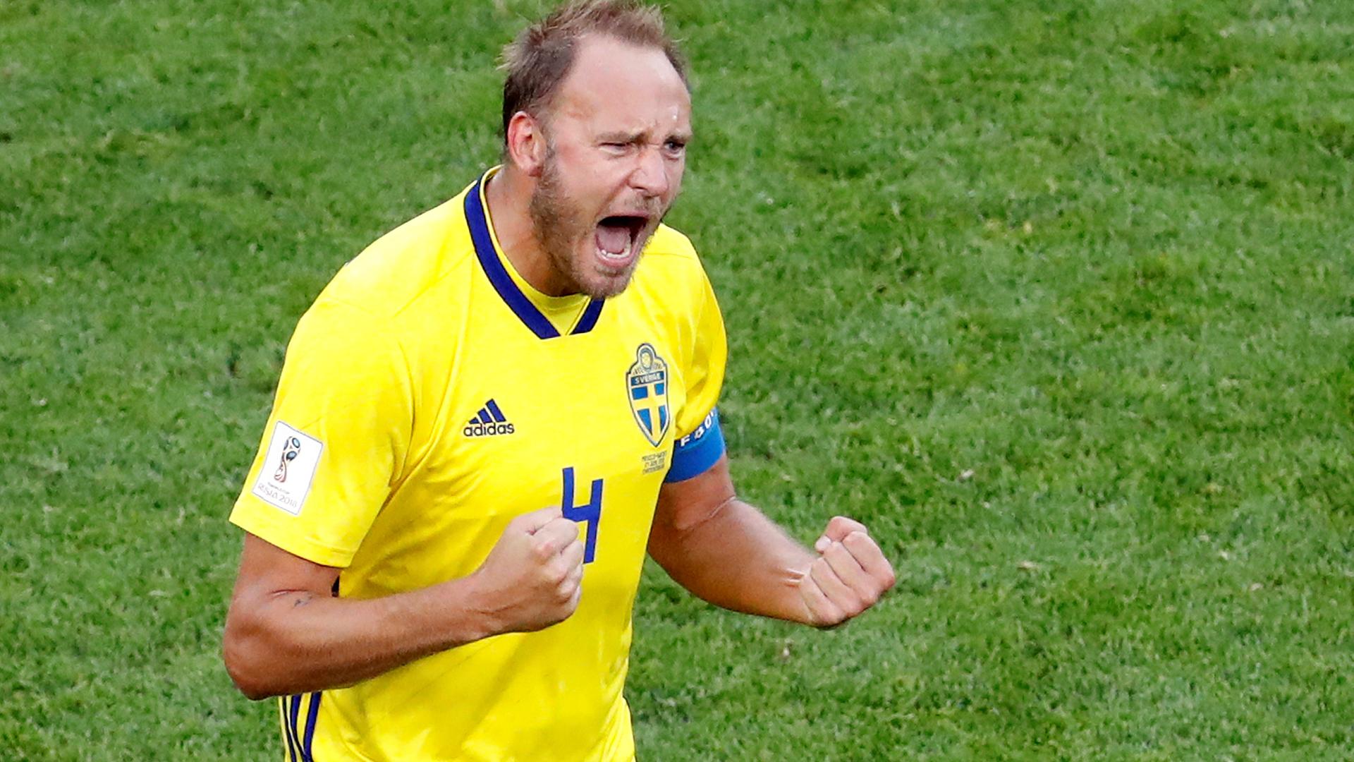 Sverige leder par vm infor sista ronden 3