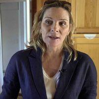 Kim Catrall om sin relation till Bergman