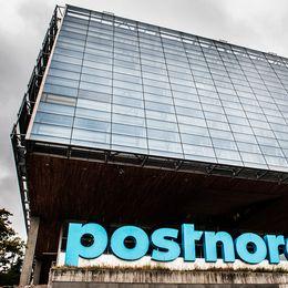 Postnords huvudkontor i Solna.