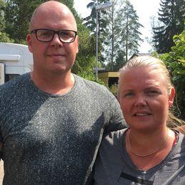Stefan och Rose-Marie Hansen